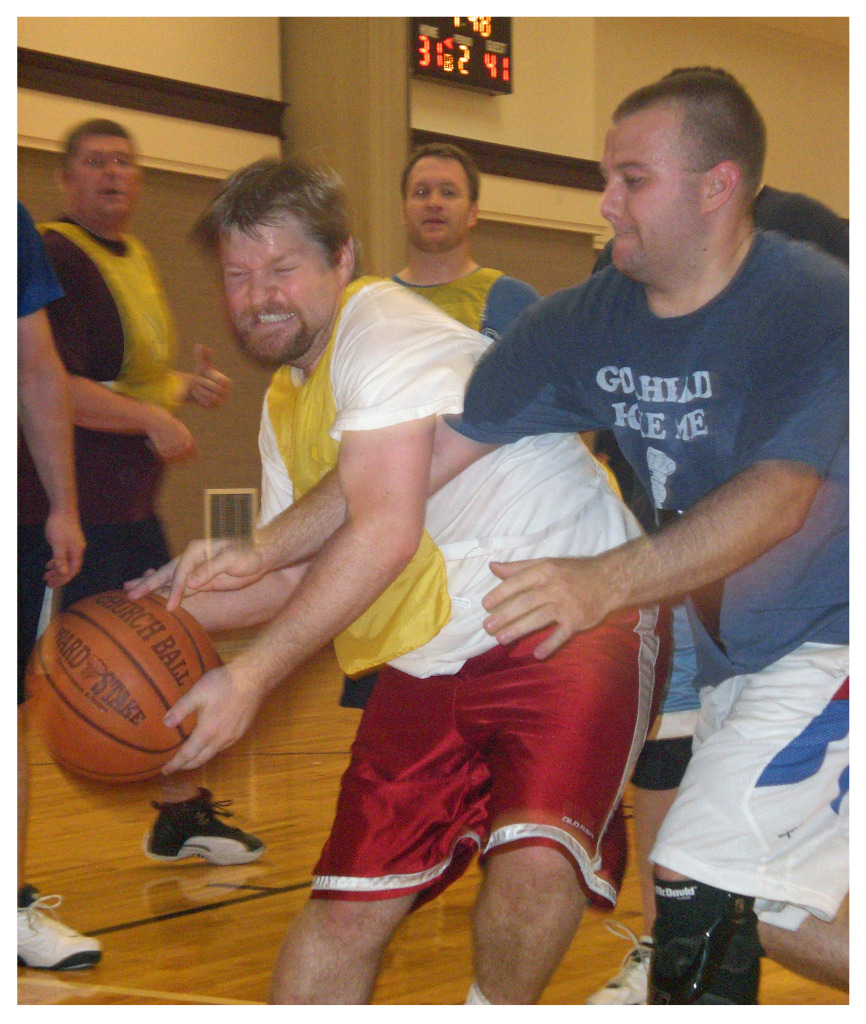 pickup basketball